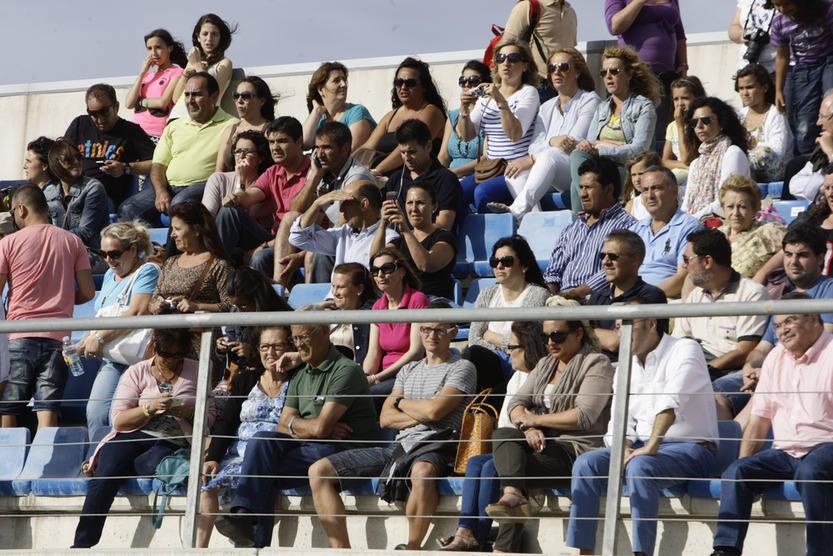 Fiesta de clausura de la temporada del Cádiz CF en El Rosal