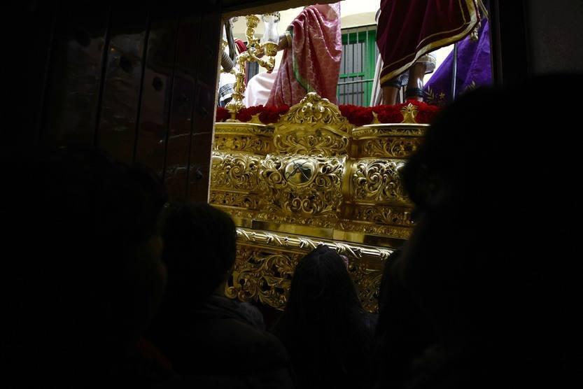 Sentencia en la Semana Santa de Cádiz 2012