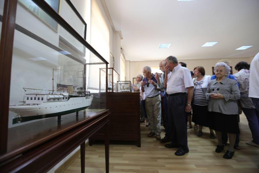 Jornada de puertas abiertas en el Instituto Hidrográfico de Cádiz