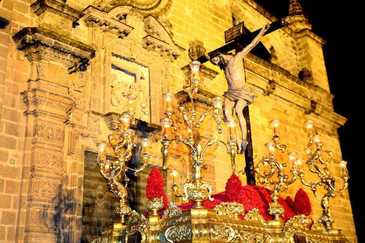 Procesión de La Salud. Semana Santa de Jerez 2012
