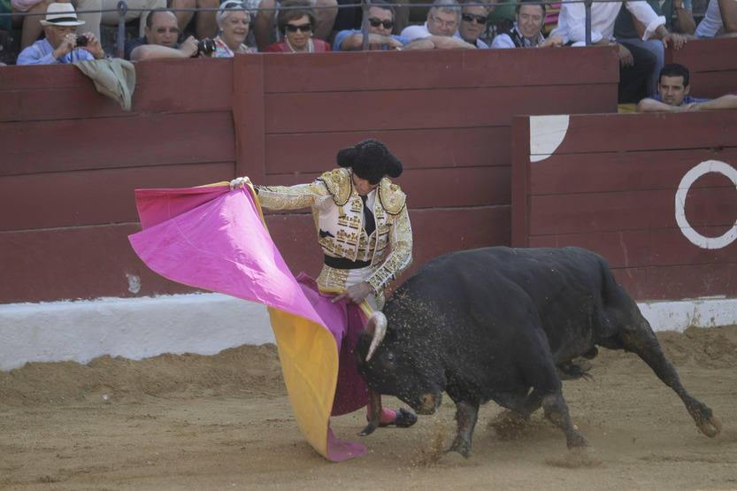 Tarde de toros en San Fernando: Padilla, El Fandi y David Galán