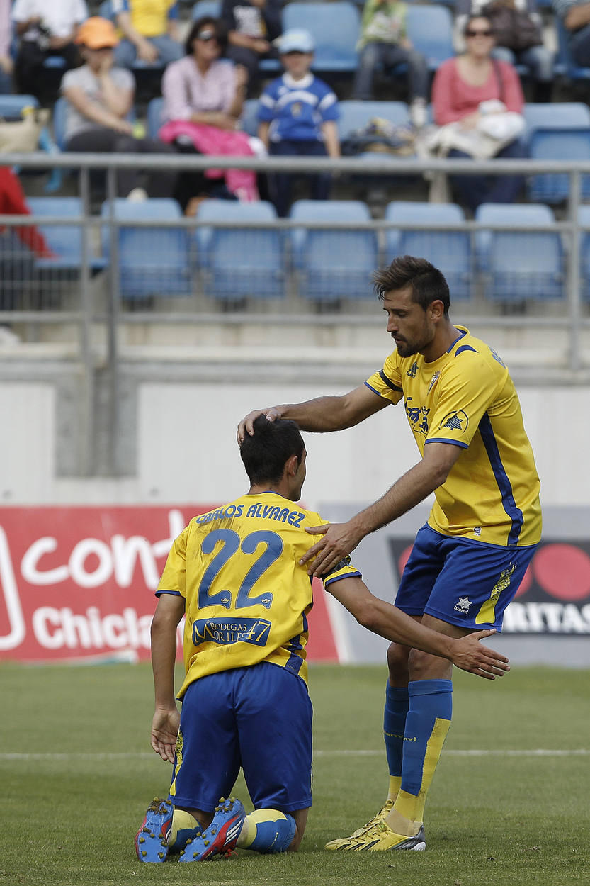 Partido de f&uacute;tbol del C&aacute;diz-Almer&iacute;a B