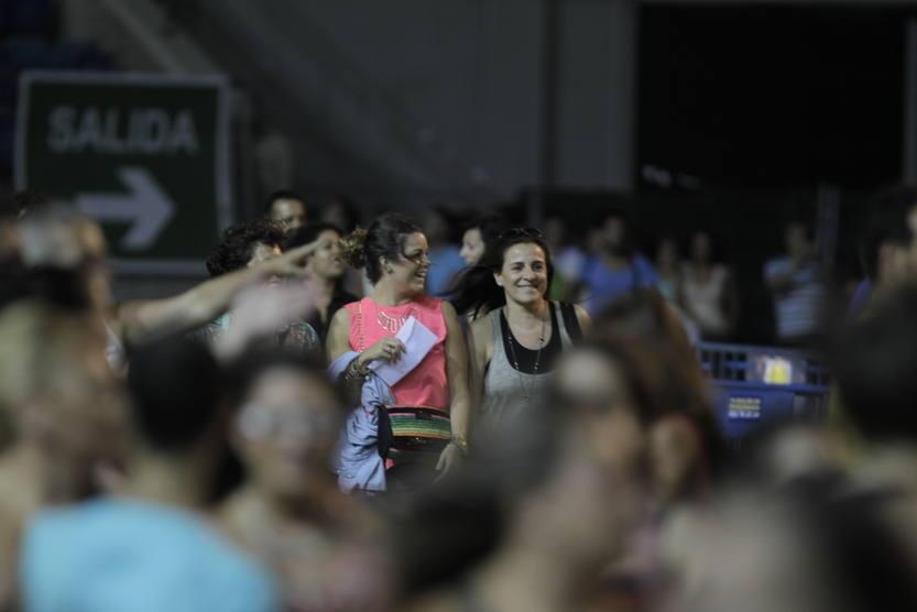Búscate en el concierto de Alejandro Sanz en Cádiz