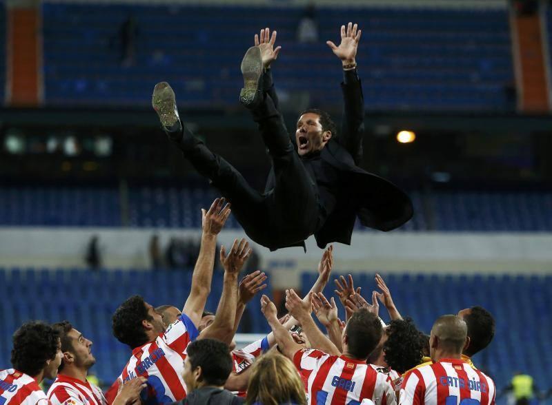 Atlético de Madrid, campeón de la Copa del Rey 2013