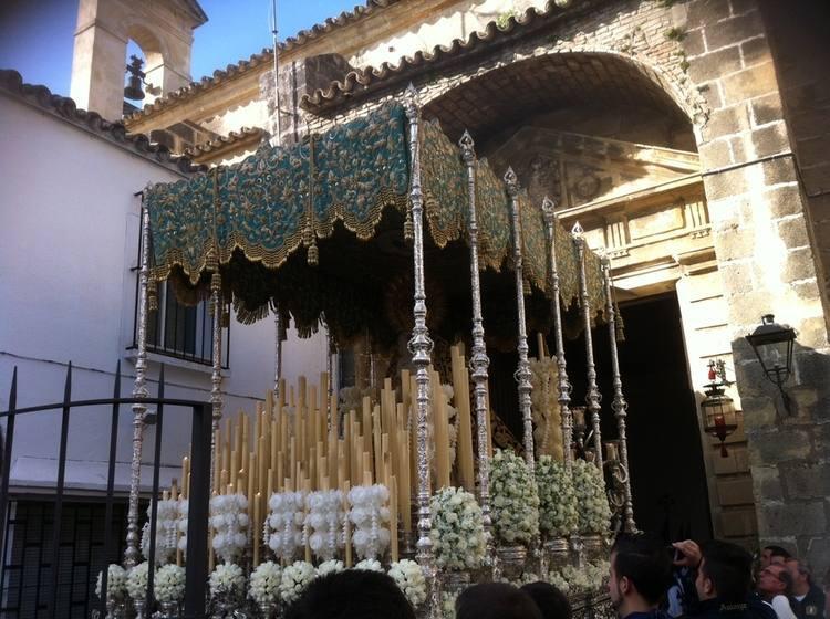 Procesión de la Amargura. Semana Santa de Jerez 2012