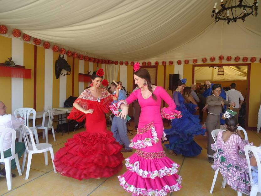 Búscate en la Feria de Chiclana 2013