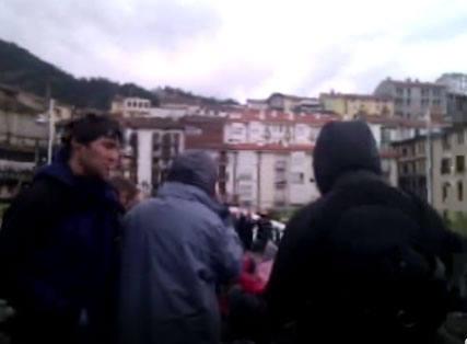 Amplio dispositivo policial en Ondarroa para detener a Urtza Alkorta