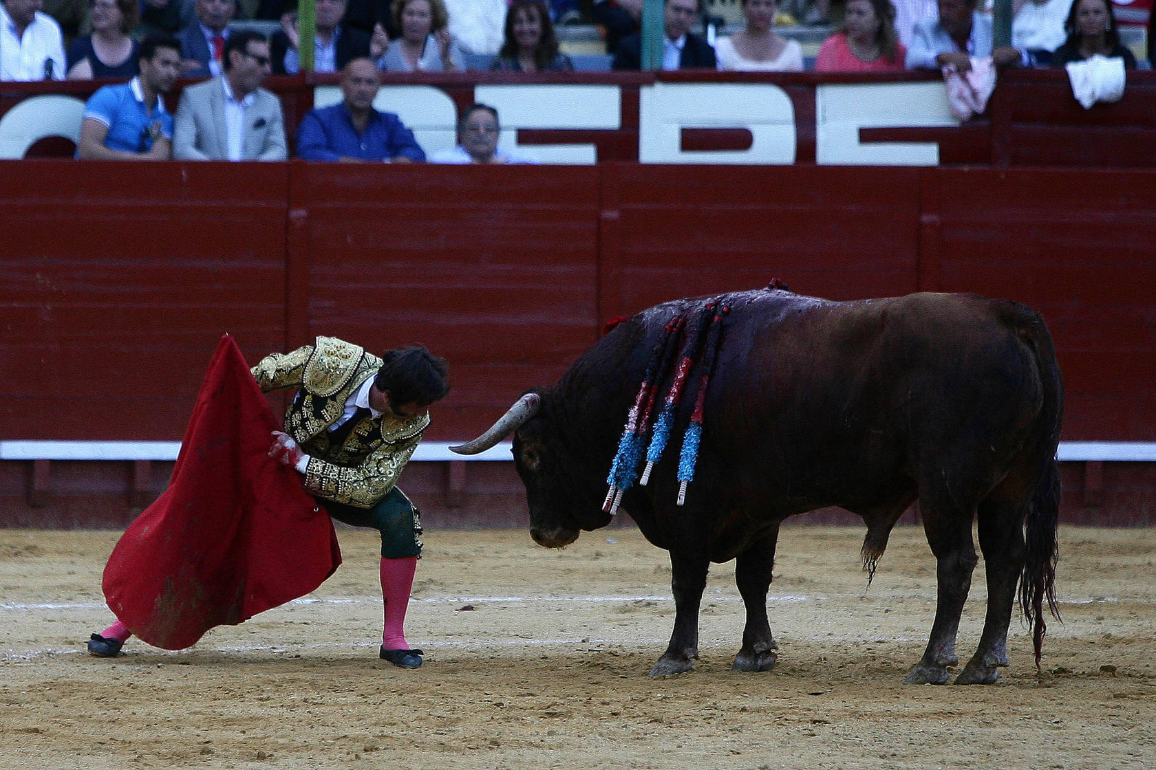 S&aacute;bado de toros en Jerez con Ponce, Padilla y Talavante