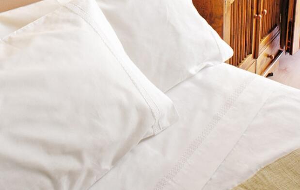 Juego de sábanas 100% algodón percal