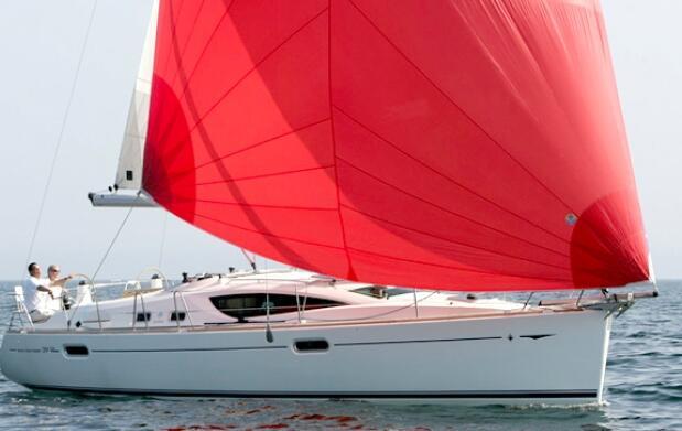 Alquiler privado de velero por la Bahía