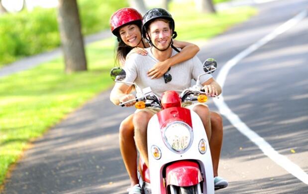 ¡Sácate tu permiso de ciclomotor!
