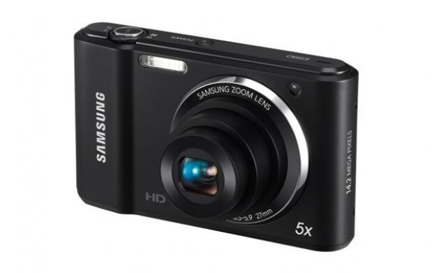 Cámara de fotos Samsung ES90