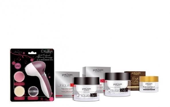 Postquam Pack hair luxury care triple accion
