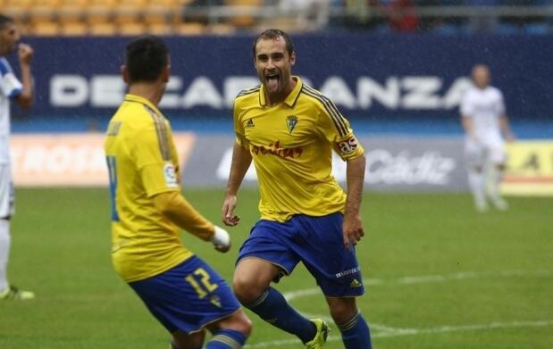 Entradas para el partido Cádiz CF- R.Valladolid CF