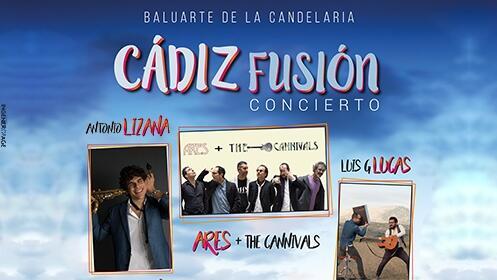 Entradas Cádiz Fusión