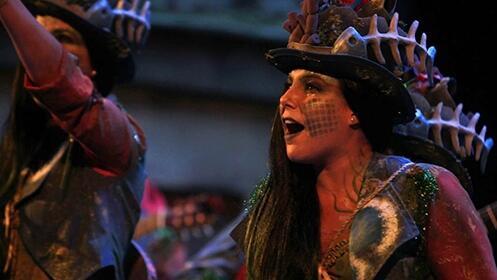 Entradas Martes de Carnaval 8 de agosto