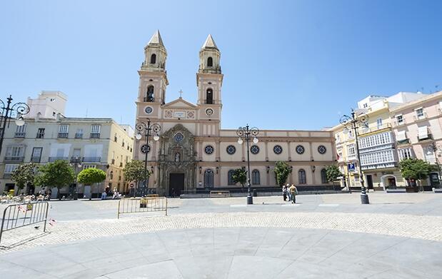 Visitas guiadas accesibles por Cádiz