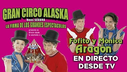 Entradas Gran Circo Alaska en Chiclana