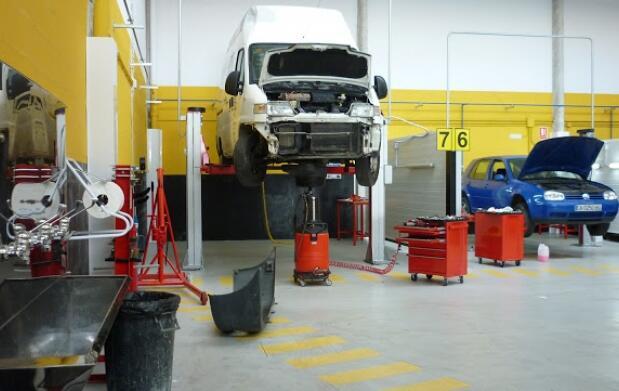 ¡Repara tu propio vehículo!