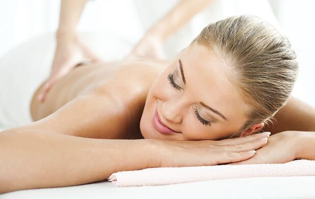 3 sesiones de masaje