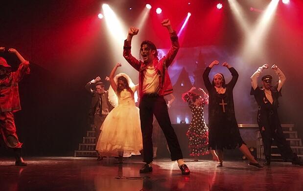 Tributo a Michael Jackson: Michael's Legacy
