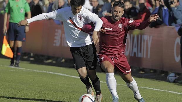 FOTOS: Las mejores imágenes del partido Sevilla Atlétivo-Cádiz CF