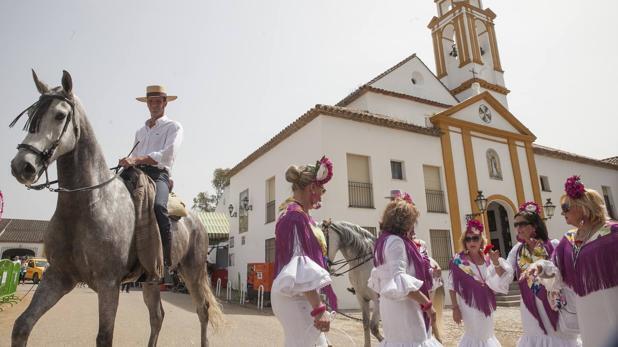 La subida a Santo Domingo, en imágenes