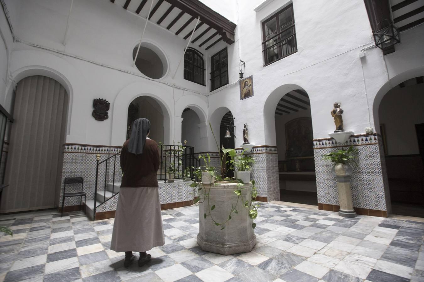 Patio de las Carmelitas Descalzas