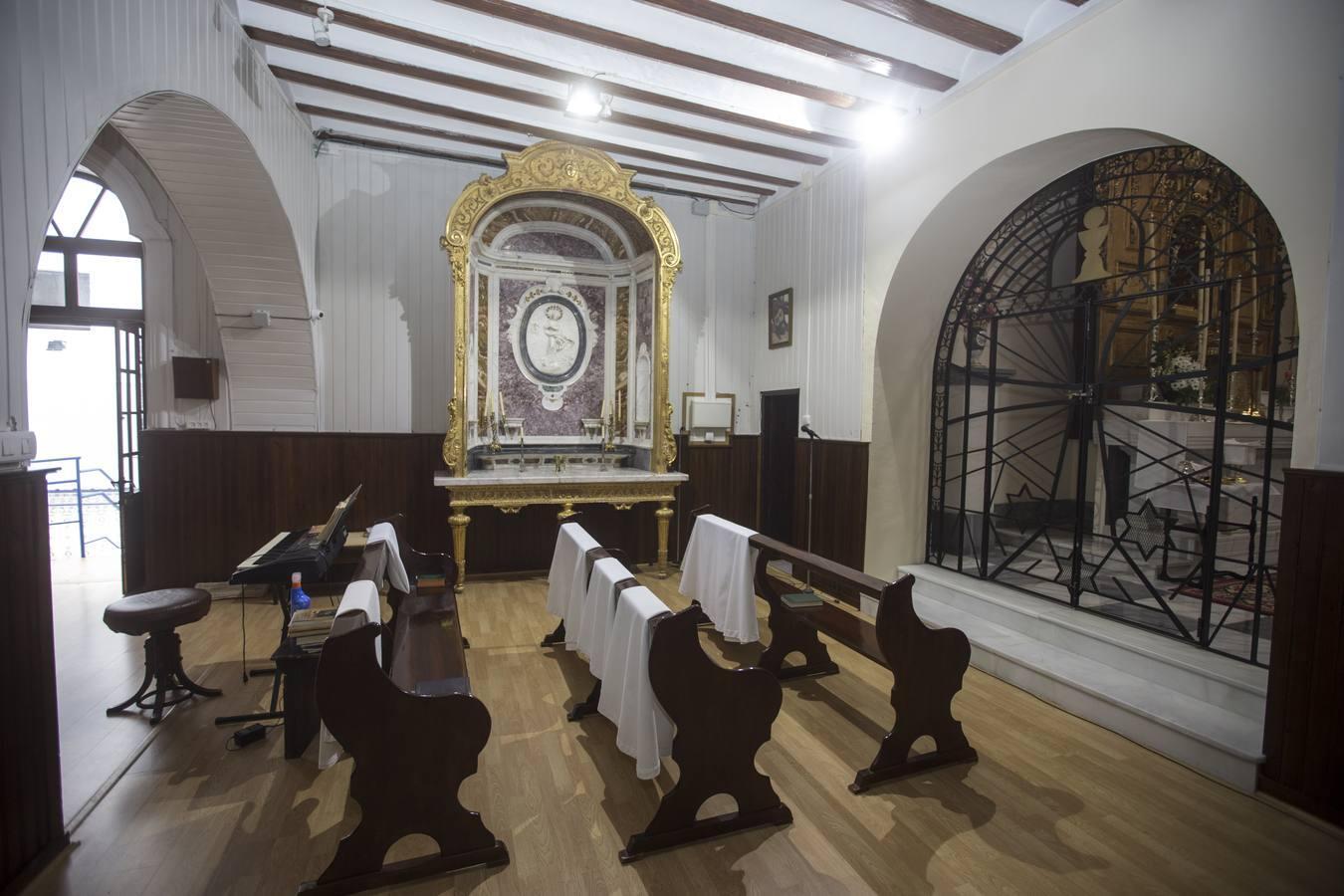 Coro de las Carmelitas Descalzas