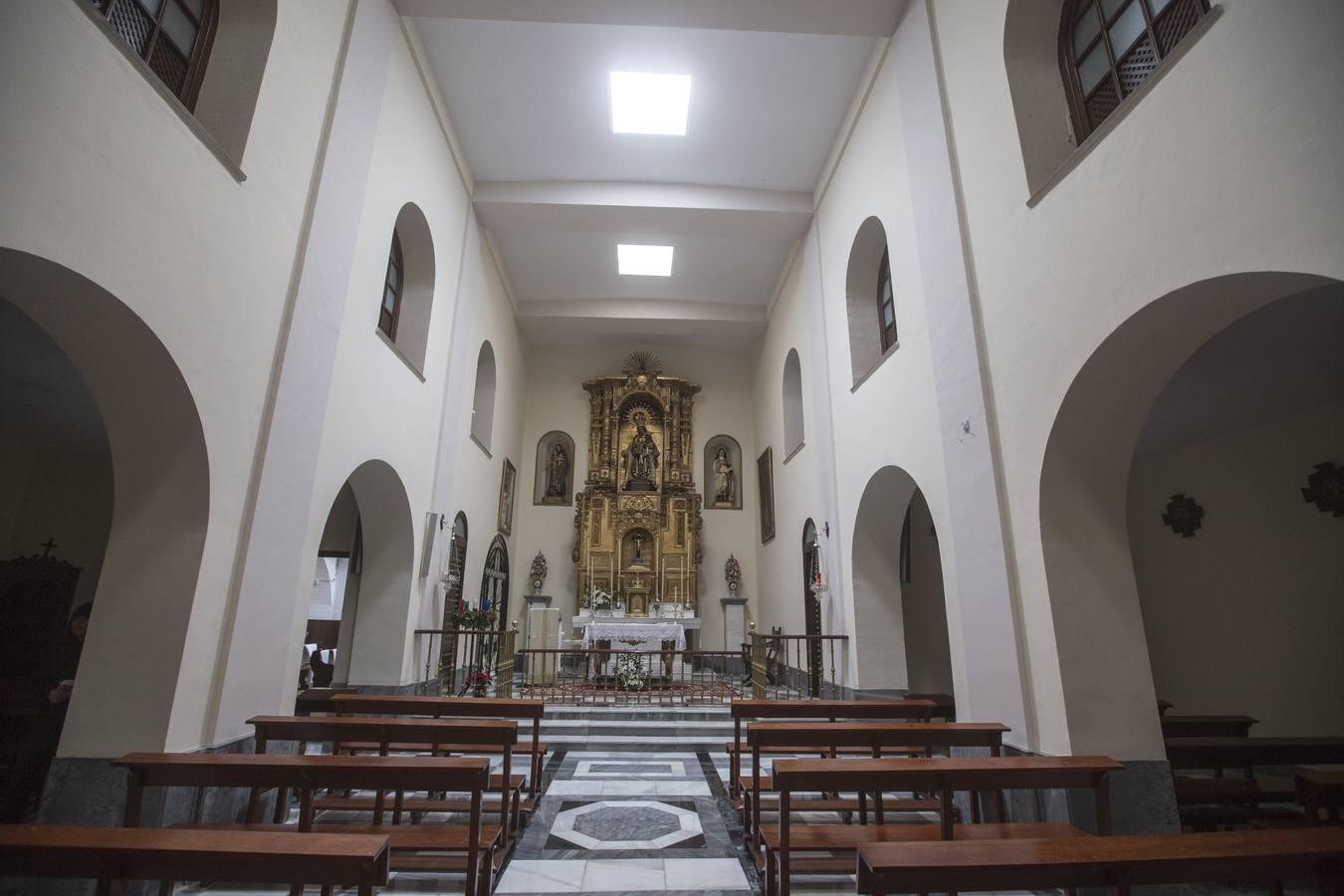 Iglesia de las Carmelitas Descalzas
