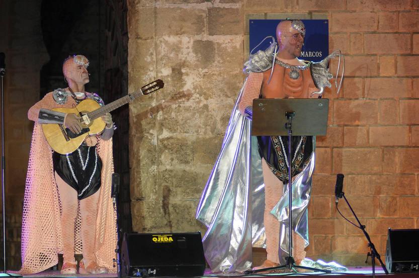 Pregón de Manu Sánchez para el Carnaval de El Puerto