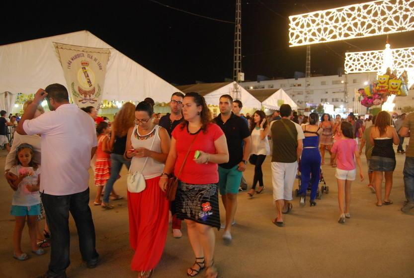 Búscate en la Feria del Carmen y la Sal de San Fernando 2013