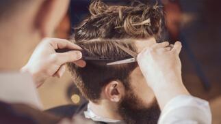 Corte de pelo para caballero