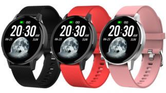 Smartwatch inteligente G3 con pulsometro, oximetro y mucho más