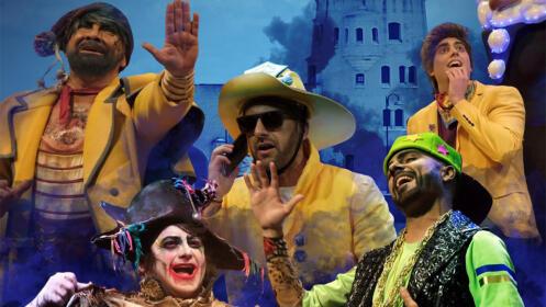 Gala de Carnaval Puerto Sherry