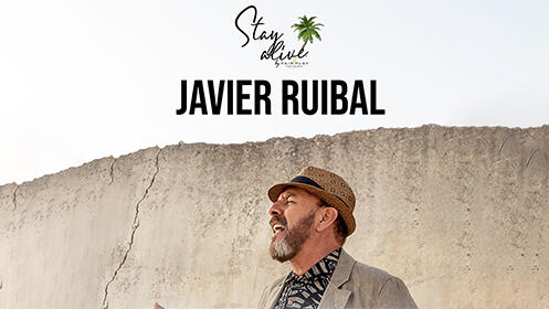 Entradas concierto Javier Ruibal