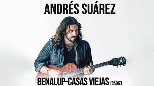 Andrés Suárez en concierto