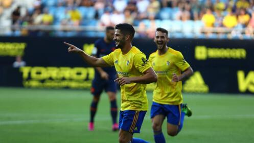 Entradas partido Cádiz CF- UD Las Palmas