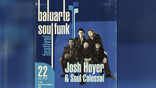 Baluarte Soul Funk Festival