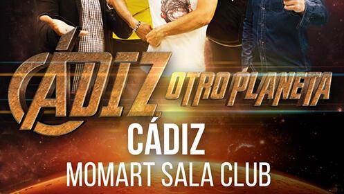 Entradas para Cádiz, otro planeta ¡Nueva oferta!