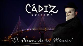 """Escape City Box por Cádiz: """"El asesino de la máscara"""""""