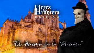 """Escape City Box por Jerez: """"El asesino de la máscara"""""""