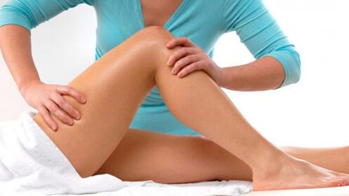 Sesión de masaje a elegir