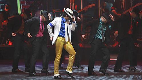 Forever King of Pop - El mejor homenaje a Michael Jackson