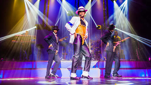 I Want U Back: Tributo a Michael Jackson en Chipiona