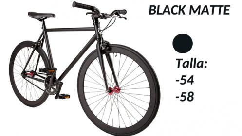 Bicicletas de moda FIXES CHROMA BIKES