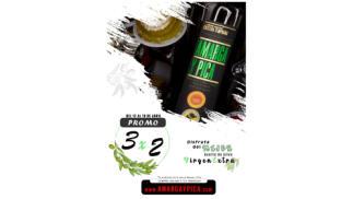 Promoción 3X2 en Amarga y Pica cosecha temprana 2020-2021 (500ml) con envío gratuito!!
