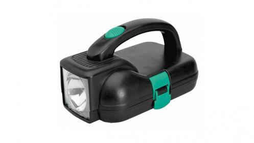 Caja de herramientas con linterna 7LED