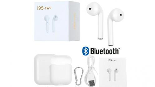 Auriculares Bluetooth i9s TWS