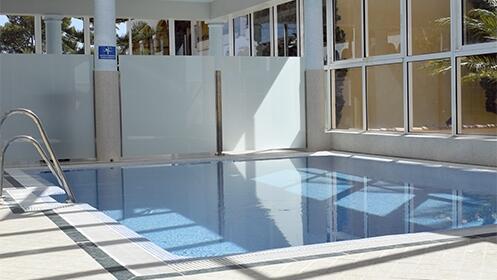 Circuito de spa para 2 en Zahara